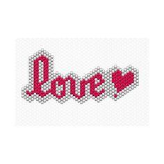 14 décembre, dans deux mois c'est la St Valentin , donc en avance un petit message d'amour pour vous ❤ #miyuki #miyukidelica #miyuki #perlesmiyuki #love #typographie #perles #heart #message #stvalentin #jenfiledesperlesetjassume #jenfiledesperlesetjaimeca #motifcharlottesouchet Charlotte Souchet ©