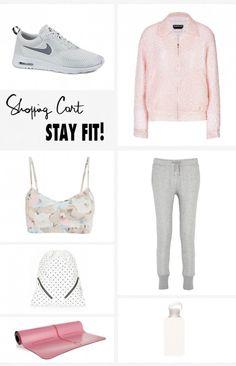 Stay Fit via Garance Doré