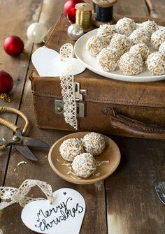 Christmas Snowballs | Nadia Lim