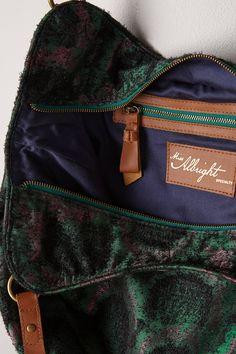 Peacock Garden Shoulder Bag - anthropologie.com
