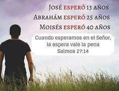 ✔️ KAPEH  Salmos 27 14 Esperar vale la pena