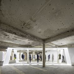 Felipe Oliveira Baptista Exhibition / Bureau Betak / London Design Journal | Installation