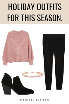 Finding the perfect outfit for the Holiday's can be quite the task. We all want to show up to the family event looking fabulous, right? Well lucky for you, we have 18 outfit ideas for you this holiday season. #MomLife #MomFabulous #Mom #ootd #holidays #holiday #fashion #style #outfits #thanksgiving #christmas #holidayseason #fashionista #outfitideas Holiday Style, Holiday Fashion, Autumn Winter Fashion, Spring Fashion, Hostess Outfits, Mom Outfits, Holiday Outfits, Clothes Encounters, Friday Outfit