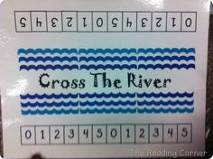 Cross the River subtraction game
