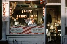 Ferry Barber Shop, 1959 © Fred Herzog and Equinox Gallery Black Man Pender, 1958 © Fred Herzog and Equinox Gallery The Vancouver of the and has vanished. William Eggleston, Vintage Photography, Film Photography, Fine Art Photography, Street Photography, White Photography, Landscape Photography, Nature Photography, Fashion Photography