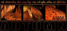 "Autumn Splendor PSP Tutorial  Beautiful ""FALL"""