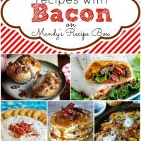 50 Recipes with Bacon
