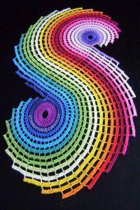 Free Crochet Table Runner Patterns (11) - Knitting, Crochet, Dıy, Craft, Free Patterns