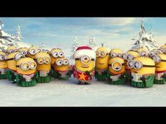 Mimoni (Minions) - vánoční píseň - YouTube