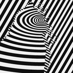 Psychedelic #cat art