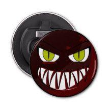 Monster Smiley Bottle Opener