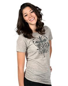 Faith Cross - Christian Womens Shirts for $24.99 | C28.com