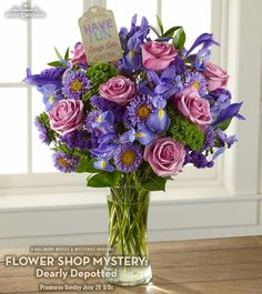 Shop FTD's exquisite selection of Mother's Day gifts, flowers, flower arrangements, bouquets. Guarantee an extra special day for Mom! Mothers Day Flowers, Send Flowers, Flower Shop Mystery, Special Day, Flower Arrangements, Floral Wreath, Bouquet, Wreaths, Fun