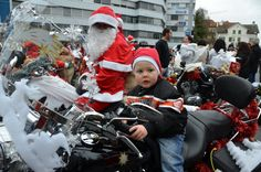 Secret Subject Swap: Harley Santas, unbuttoned!