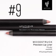 Our #9 best-selling product. Long-wearing, waterproof, smudge-proof Precision Pencils. | Contact your Younique Presenter or visit https://www.youniqueproducts.com/products/view/US-22101-00#.VTZyBK1VhBc to buy.