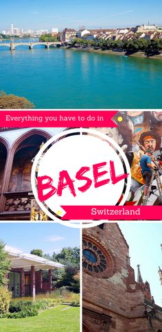 The ultimate list of things to do in Basel, Switzerland - from art and culture at the city's museums, walking the fairytale streets, an outdoor cinema in the summer months, hipster hideout eateries and swimming in the Rhine. Basel is such a unique city and you shouldn't skip it in favour of Switzerland's capital!  Europe travel   Switzerland trip   Travel inspiration   City guide