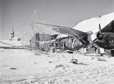 Westland Lysander Mk.III, LY-119, Finland 1942/43