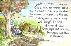 Shealynn's Faerie Shoppe: The Road Goes Ever On and On
