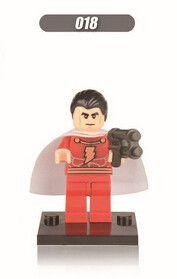 Minifigures For Individually Sale Marvel DC Super Heroes Avengers Batman Building Blocks Sets Model Bricks Toys Lego Compatible