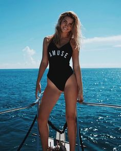 Follow @emmavsimmons! She is fun nice and Beautiful! @emmavsimmons #futurebikini #bahamas #model #beach #beachbody #fashion #summer #sea #rawbeauty #bikini