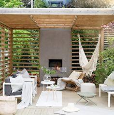 Ekspertene har seks tips som gir en fantastisk uteplass Outdoor Areas, Sweet Home, Patio, Outdoor Decor, Room, House, Design, Home Decor, Porch Ideas