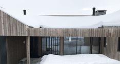 KIK2 - Logg Arkitekter Building A House, House Ideas, Barn, House Design, Modern, Style, Log Home, Swag, Converted Barn