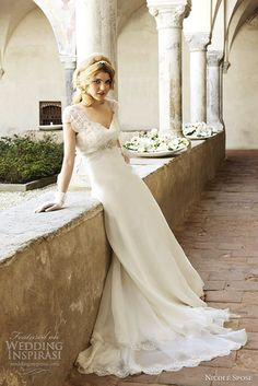nicole spose 2012 wedding dresses marieva