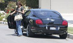 Cindy Crawford's Bentley Continental GT