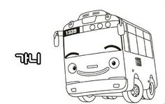 tayo bus Colouring Pages page 2 Colouring Pages, Printable Coloring, Naruto, Printables, Cartoon, Animal, Disney, Furniture, Colors