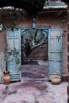 beldi country club door marrakech morocco