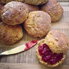 Gluten Free Buns, Lactose Free Recipes, Fodmap Recipes, Baking Buns, Bread Baking, Rye Bread Recipes, Foods With Gluten, Food Inspiration, Scones