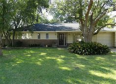 Charming home in the heart of Bellaire on a beautiful tree lined street.
