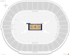 The Incredible Smoothie King Arena Seating Chart