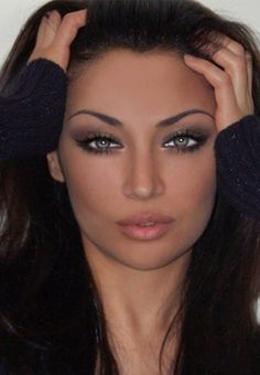 Piercing Eyes #makeup, #maquillage, #makeover, #pinsland, https://apps.facebook.com/yangutu