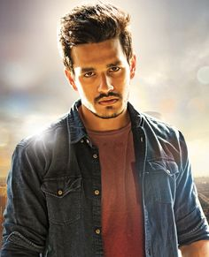 Akhil Akkineni still from his upcoming movie Hello Hello Movie, South Hero, Tumblr Love, Indian Star, Color Collage, Actors Images, Actor Photo, Upcoming Movies, Bollywood Actors