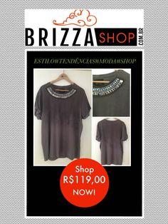 estilo#tendências#moda#shop #brizzashop