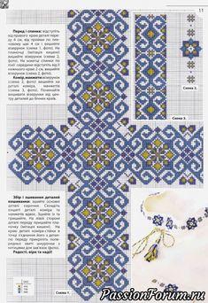 Комментарий к изображению Cross Stitch Borders, Cross Stitch Charts, Cross Stitch Designs, Cross Stitching, Cross Stitch Patterns, Hardanger Embroidery, Cross Stitch Embroidery, Needlepoint Patterns, Embroidery Patterns