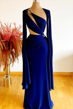 — LUMNIJE KRASNIQI LK Couture 2020 if you want to... Special Dresses, Unique Dresses, Stunning Dresses, Beautiful Gowns, Pretty Dresses, Sexy Dresses, Gala Dresses, Event Dresses, Gowns Of Elegance