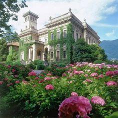 Ultimissime dall'orto: sempre più turismo verde - Villa Erba sul lago di Como, sede di Grandi Giardini Italiani