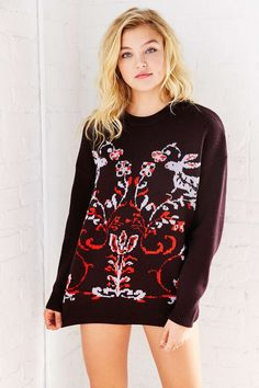 Cooperative Enchanted Pullover Sweater - Urban Outfitters