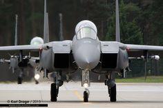00-3000 / LN - Boeing F-15E Strike Eagle - 494th FS, 48th FW, USAFE