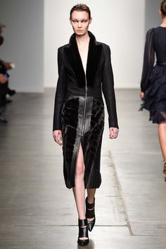 Brandon Sun Fall 2015 Ready-to-Wear - Collection - Gallery - Style.com