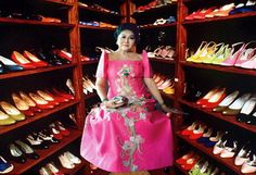 Shoe Lady Marcos   The Woman With 3,400 Shoes