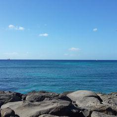 Honolulu 2014  #hawaii #honolulu #landscape #nofilter