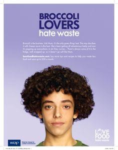 Love Food Hate Waste - O Y - C R E A T I V E