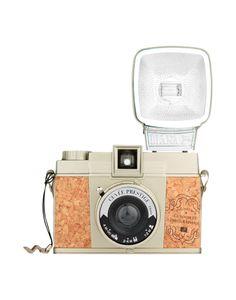 Cámara de fotos vintage, de Lomography