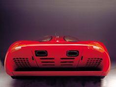 1989 Colani Ferrari Lotec Testa d-Oro
