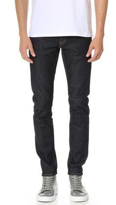 CLUB MONACO Super Slim Denim Jeans. #clubmonaco #cloth #jeans