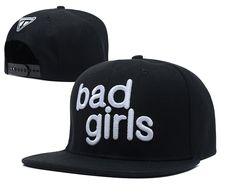 Cheap Bad Girls Snapback Hat (2) (41239) Wholesale | Wholesale Hip Hop Streetwear Brands , for sale online  $5.9 - www.hatsmalls.com