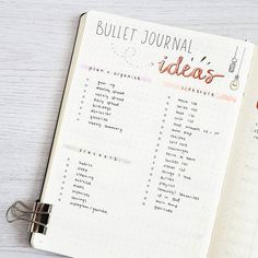 "1,489 Likes, 10 Comments - JOOS | Bullet Journal newbie (@bu.joos) on Instagram: ""++ BULLET JOURNAL IDEAS ++ I get a lot of questions how to start and where to start journaling. So…"""